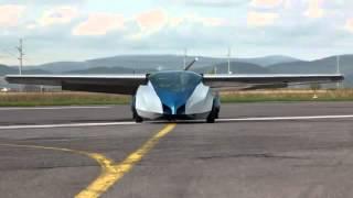 Aeromobil 2 5: le véhicule volant