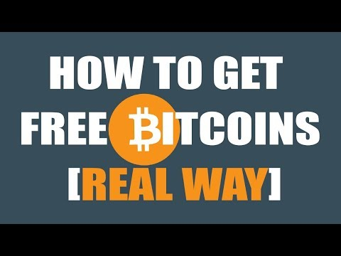 The secret of getting free Bitcoin (Free Bitcoins)