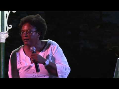 Mia Mottley makes the case to fire Chris Sinckler