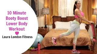 Lower Body Workout (Get Great Glutes)
