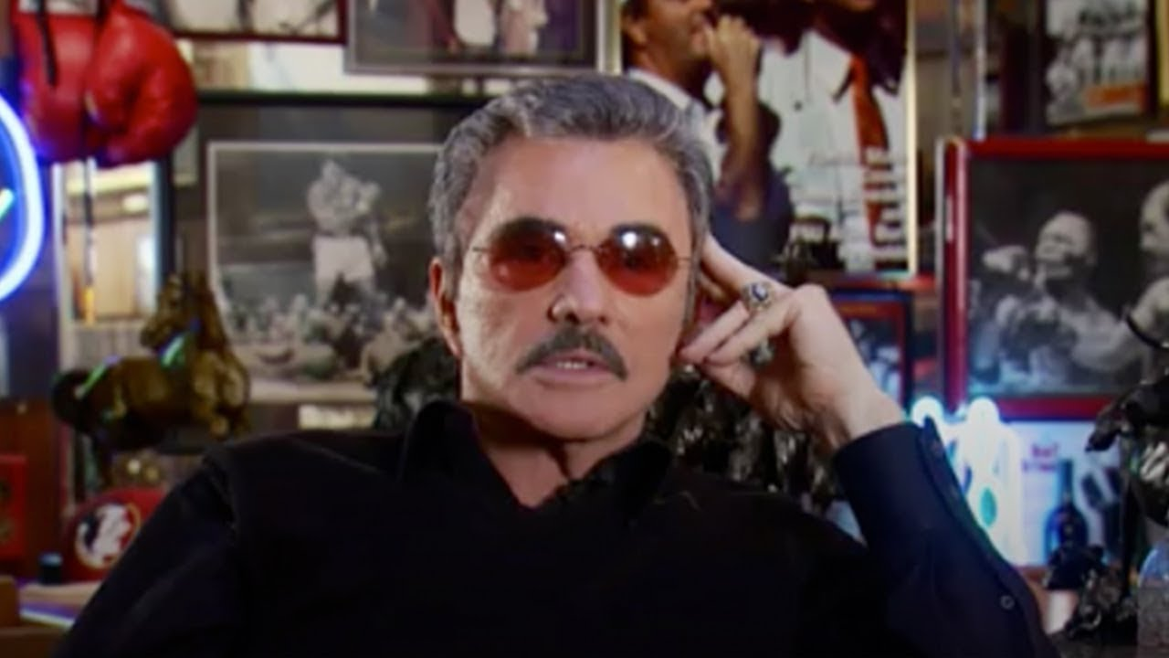 Burt Reynolds Got A Trans Am Every Year For Life...But Not His