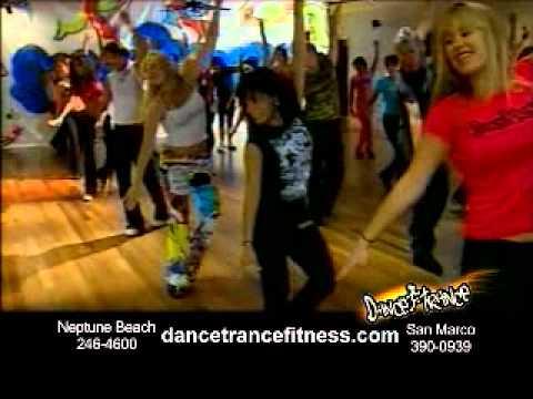 Dance Trance Fitness Jacksonville Commercial