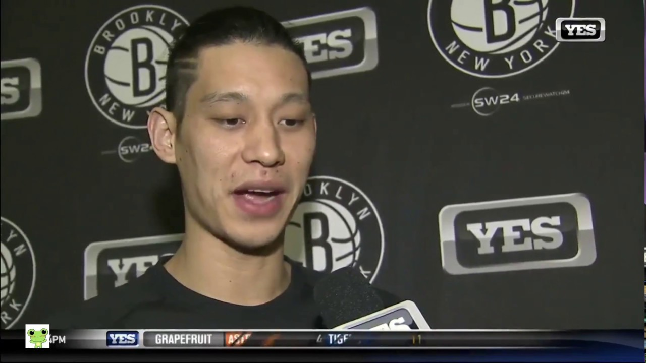 Jeremy Lin's Offense & Defense Highlights 2017-02-26 Nets vs Warriors