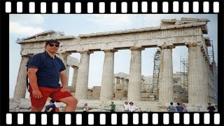 1997 Greece with Catherine Annis & Robert Annis
