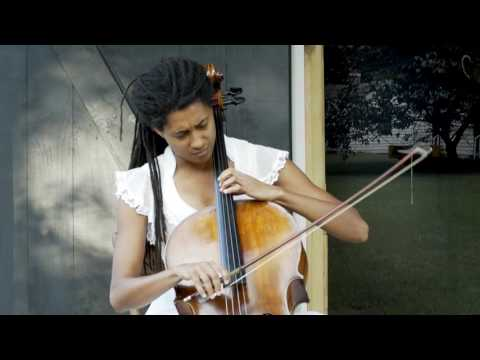 "Artists Respond: Tomeka Reid Performs ""Airs for Eliza"""