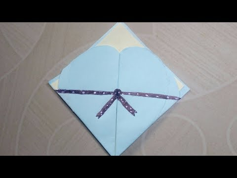 How to make a friendship day card easy and simple