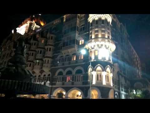 Gateway of India & Taj mahal hotel @tourist places in mumbai @tourist places in maharashtra
