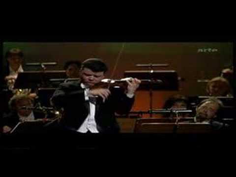 Brahms Violin Concerto-Vadim Gluzman(Part-3)
