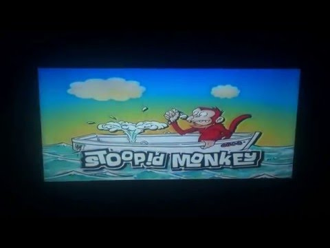 Shadow Machine Stupid Monkey SPT Williams Street and Cartoon Network