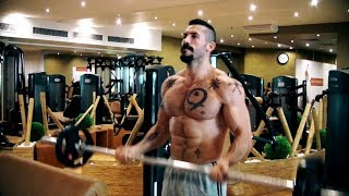 Yuri Boyka Training in The Gym - Workout Motivation