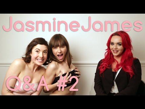 Jasmine James Q&A - Porn Star Curious Part...