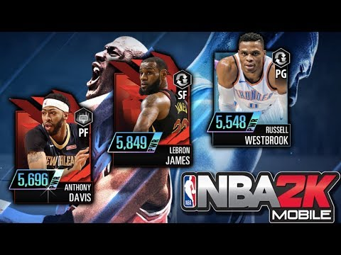 THIS GAME WILL END NBA LIVE MOBILE!! NBA 2K MyTeam Mobile