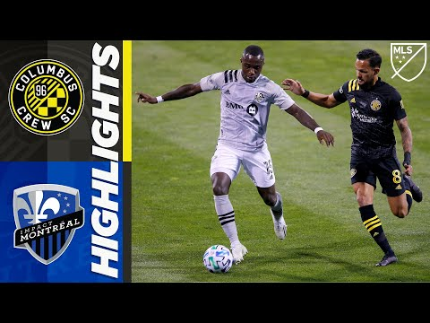 Columbus Montreal Impact Goals And Highlights