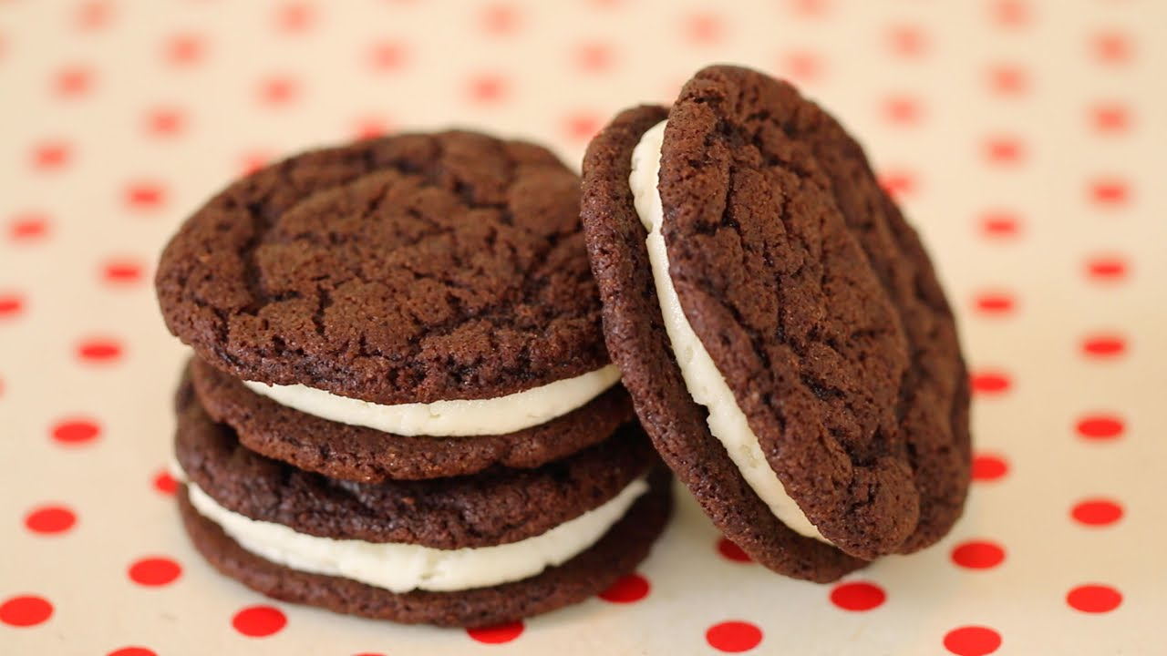 Oreo cookie recipe from scratch