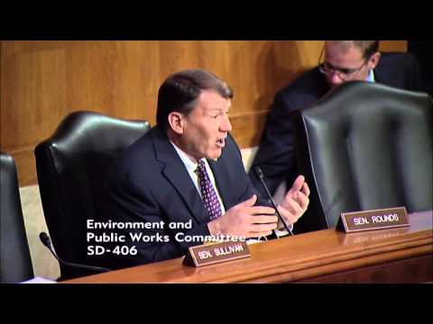 Sen. Mike Rounds Discusses Easement Disclosure Provision