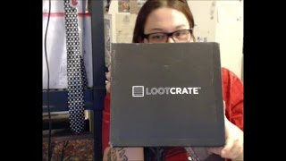 December 2016 REVOLUTION LootCrate Unboxing