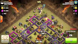 EP 2 - Clash Of Clans - MEGACITY Sabah - Clan Wars - CarrickSoo - GoWiWi