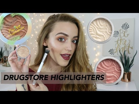 Download Youtube: PF Butter Highlighters Review & Swatches  + Wet n Wild Highlight Palette