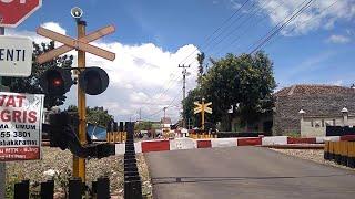 Alarmnya Bikin Sakit Telinga!!! Sirine Nada Tinggi PJL 96 Pulosari, Jawa Tengah.