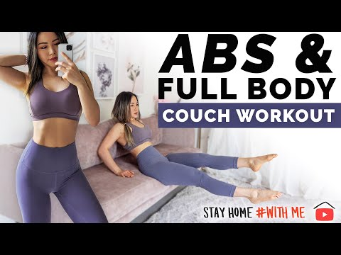 A Calorie-Blasting Workout for Couch Taters