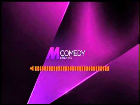 Foxtel Movies Comedy Ident & M Classification (2013)