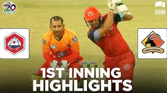 Northern Superb Batting Against Sindh | 1st Inning Match 10 | National T20 Cup 2020 | PCB | NT2E