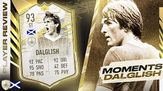WOW!🔥 SHOULD YOU DO THE SBC??🤔 93 PRIME ICON MOMENTS KENNY DALGLISH REVIEW!! FIFA 21 Ultimate Team