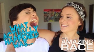 Amazing Race-Ep 6-Recap with Kym and Alli #TheCyclists