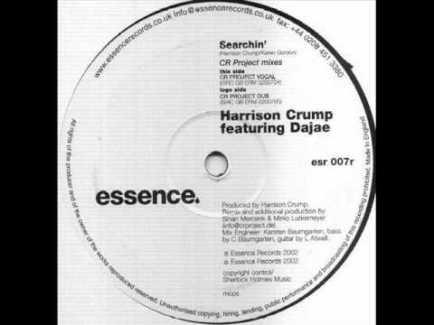 Harrison Crump Feat. Dajae - Searchin (Cr Project Vocal)