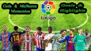 Barcelona x Eibar - Gols & Melhores Momentos - Campeonato Espanhol #19