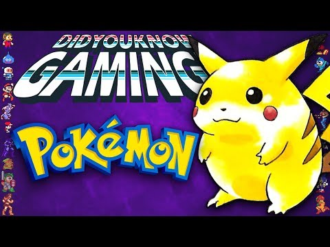 Obscure Pokemon Facts - Did You Know Gaming? Feat. Remix (Nintendo)