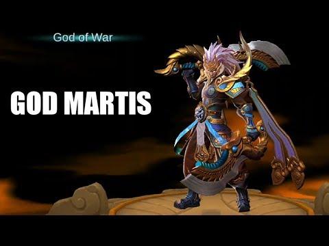 MARTIS GOD OF WAR SKIN IS FINALLY HERE! thumbnail