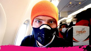 Flying Home During the COVID-19 PANDEMIC | Bhutan to India to USA