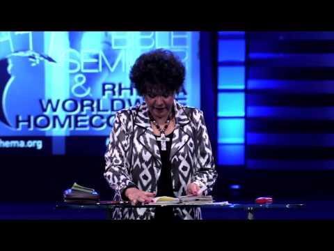 "RHEMA Praise: ""Signs of the Time"" - Rev. Lynette Hagin"