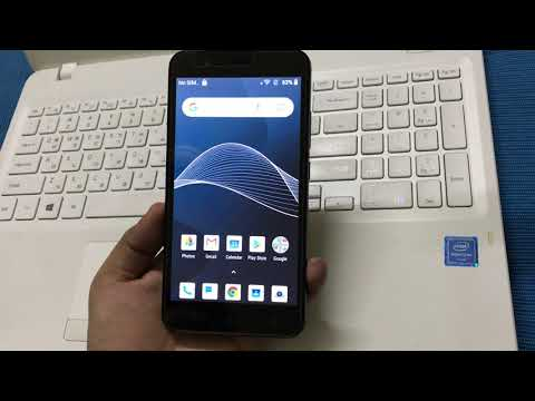 AT&T AXIA (QS5509A) FRP/Google Lock Bypass Android 8.1.0 WITHOUT PC