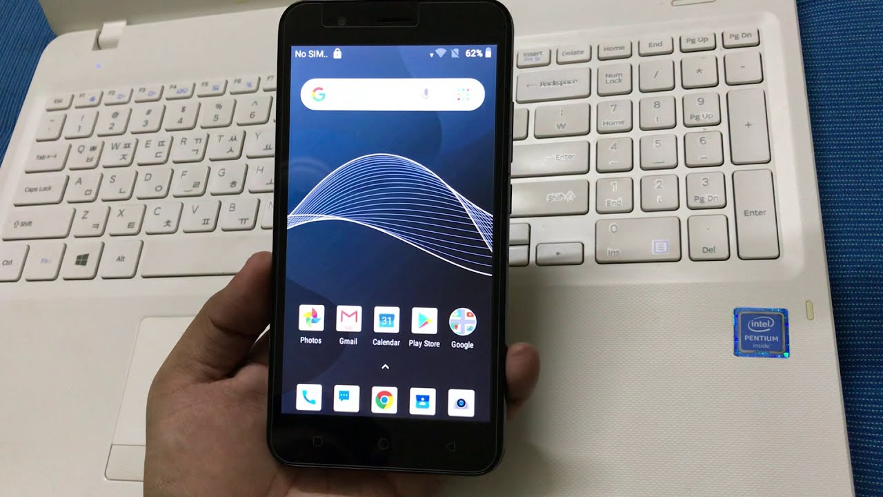 AT&T AXIA (QS5509A) FRP/Google Lock Bypass Android 8 1 0 WITHOUT PC
