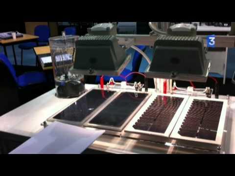 FOIRE DE PARIS 2011: Le photovoltaïque : même sans soleil