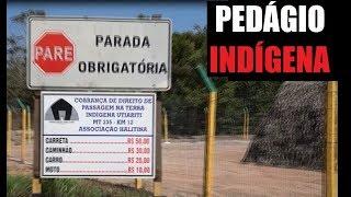 Pedágio Indígena - Mato Grosso
