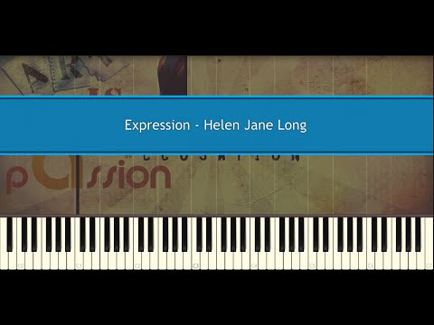 Expression - Helen Jane Long (Piano Tutorial)