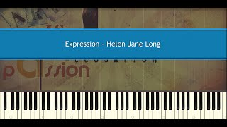 Expression - Helen Jane Long (Piano Tutorial)