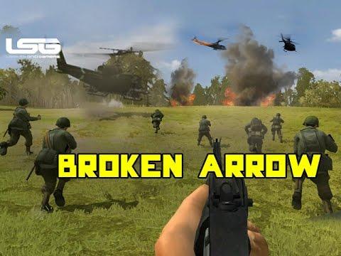 Project Reality - Broken Arrow Jungle Ambush , Vietnam