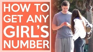 How To Get Any Girls Number Hindi