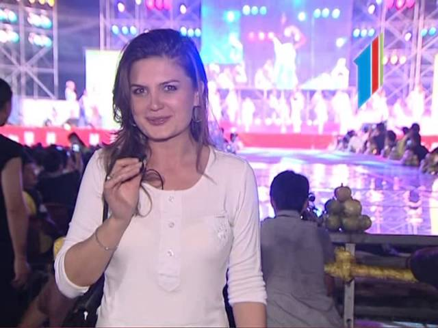 WBC Beauty of the World - 40 000 spectators in Pinzhua