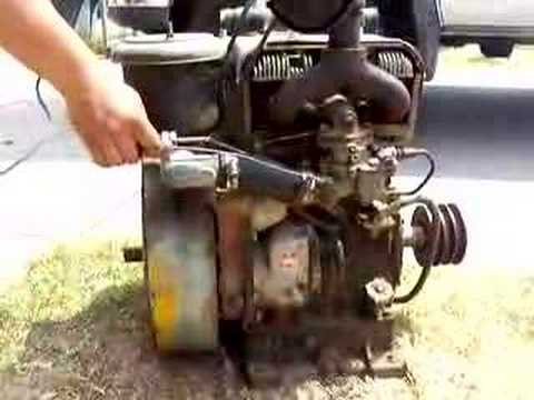 2 Cylinder Wisconsin Engine Points | Wiring Schematic Diagram