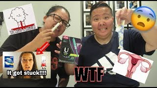 Gambar cover REACTING TO THE 6IXFUNCTIONAL FAM STORYTIME: TAMPON HORROR STORY!!!