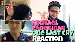 Michael Pangilinan - One Last Cry Reaction
