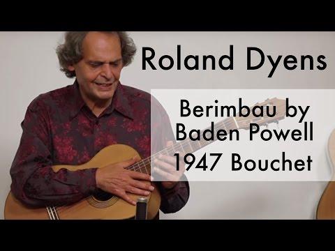 Roland Dyens - Berimbau by Baden Powell (1947 Bouchet) mp3