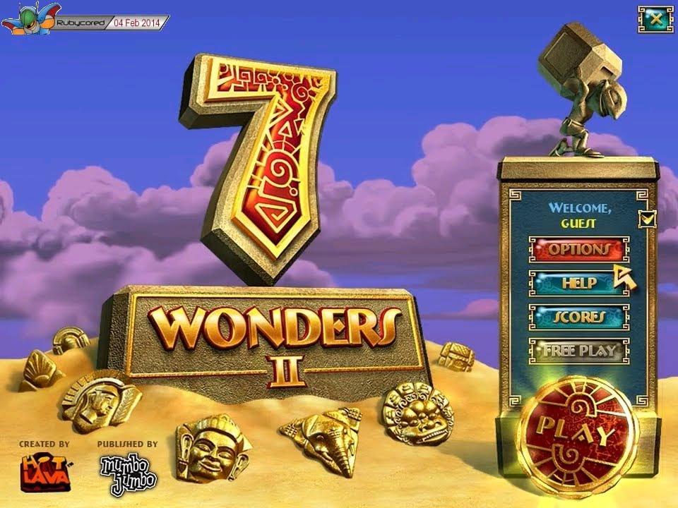 mumbo jumbo 7 wonders