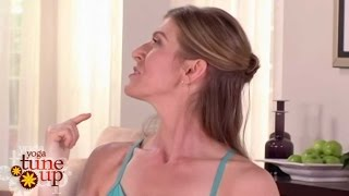 Neck Stretch Exercise for Neck Pain Relief - When No Means Yes | Yoga Tune Up