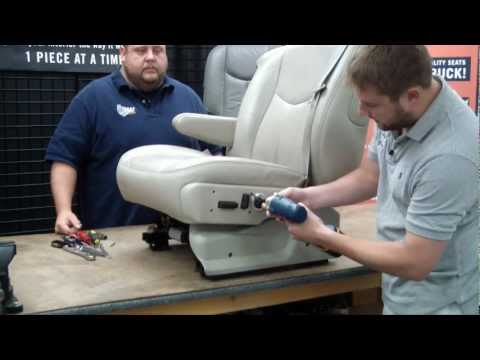 2003-2006 Chevy/GMC Seat Cover Install 1 of 3